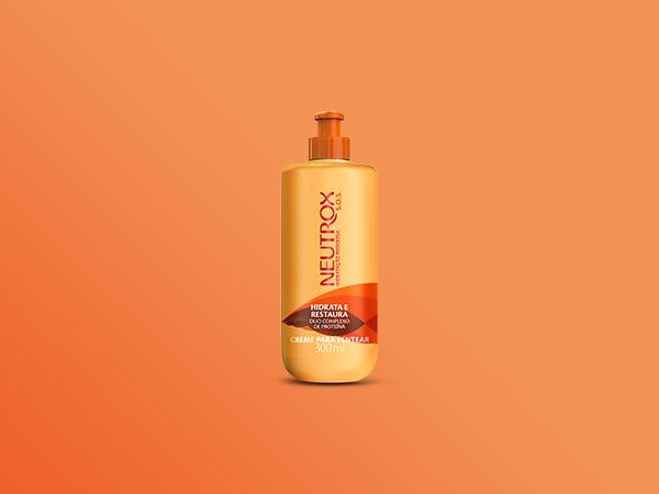 CREME PARA PENTEAR – 300 ml